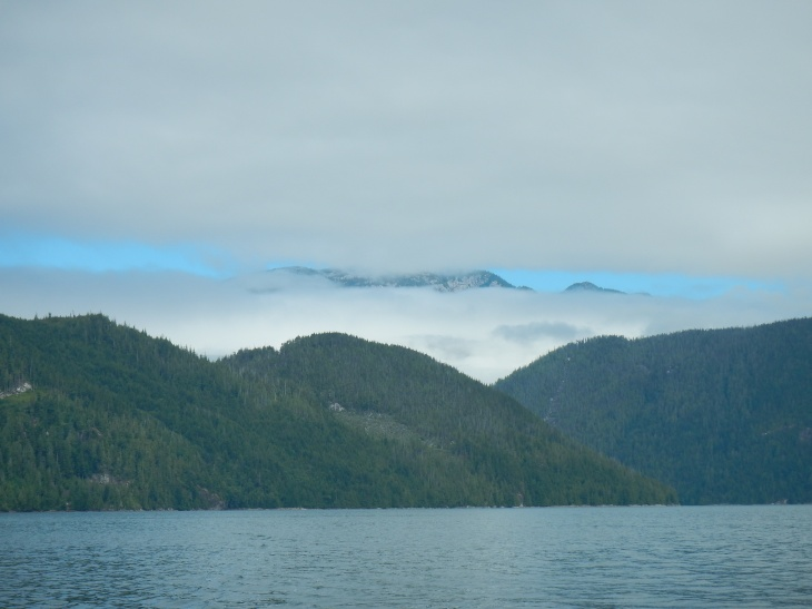 A day in Desolation Sound