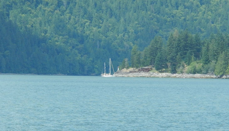 Stuart Island South Tip