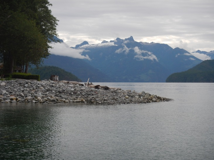 Toba Inlet & Coastal Mountains
