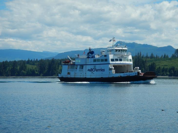 Alert Bay Ferry