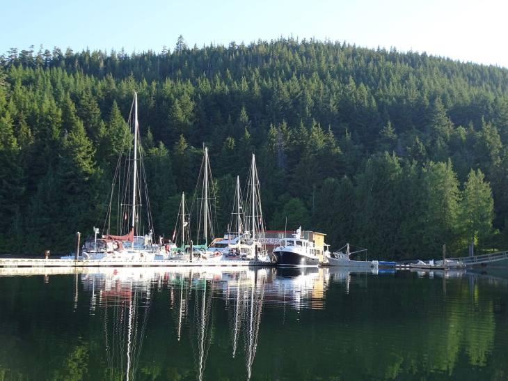 Port Harvey courtesy of Teri Weronko