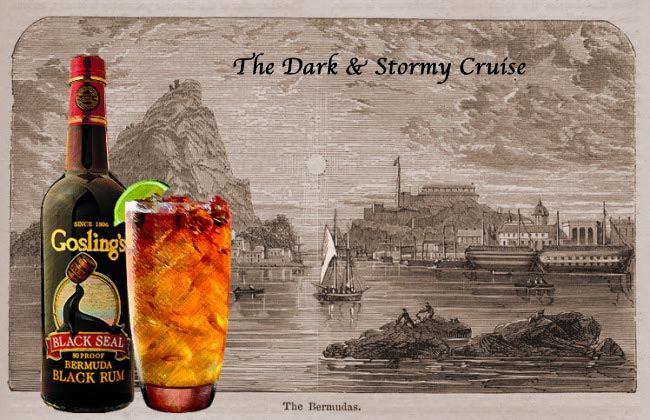 Dark & Stormy Drink-1